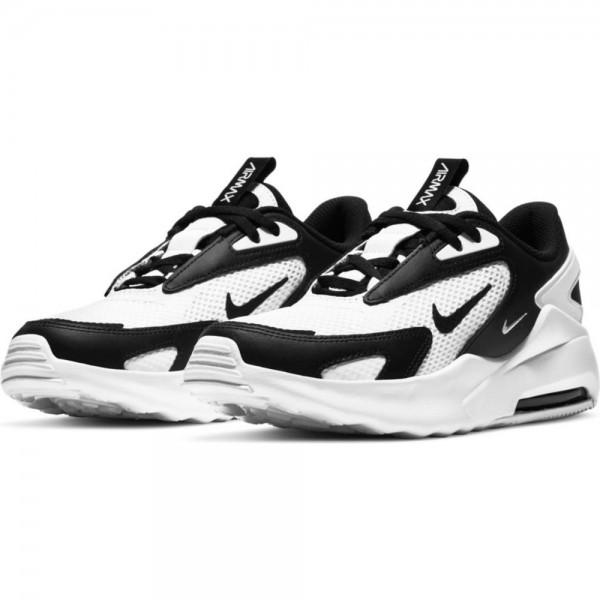 Nike Air Max Bolt Trainingsschuhe Kinder schwarz weiß