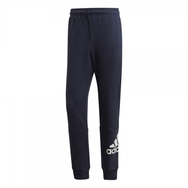 Adidas Badge of Sport French Terry Hose Herren dunkelblau