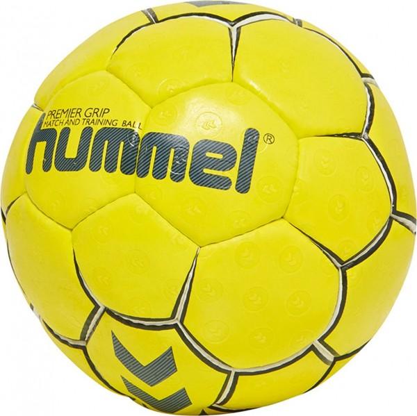 Hummel Handball Premier Grip gelb weiß