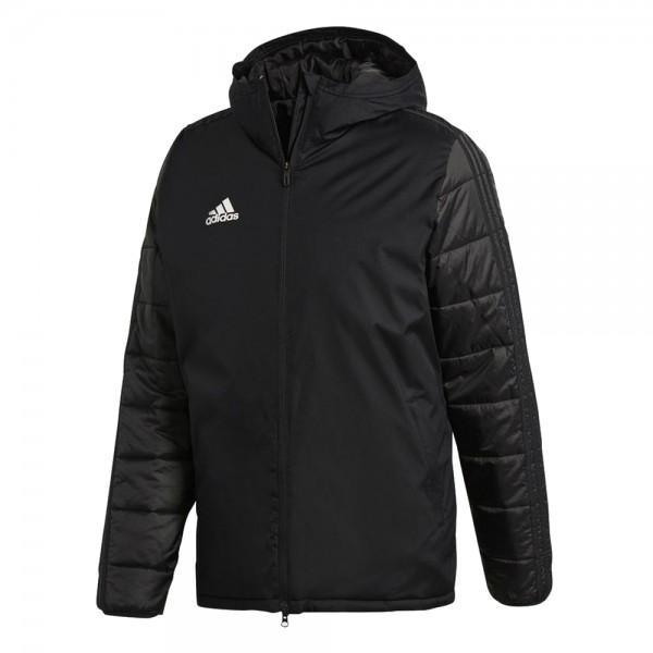 Adidas Fußball Condivo 18 Winterjacke Fußballjacke Herren schwarz