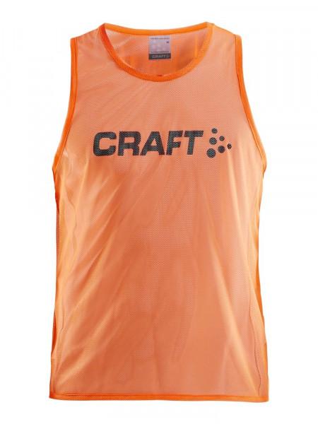 Craft Pro Control Vest Trainingsleibchen Kinder orange