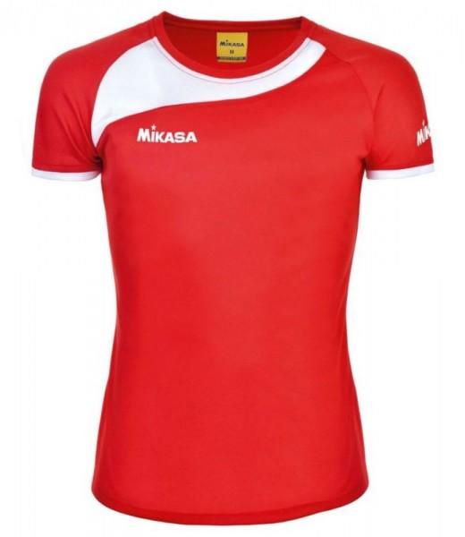 Mikasa Volleyball Trikot Damen rot