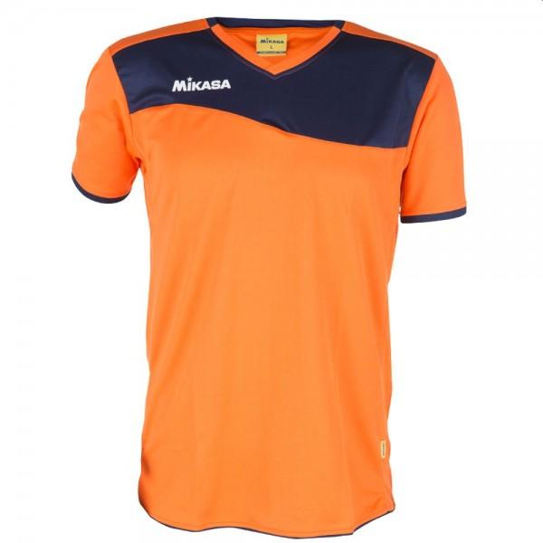 Mikasa Volleyball Trikot Herren orange navy