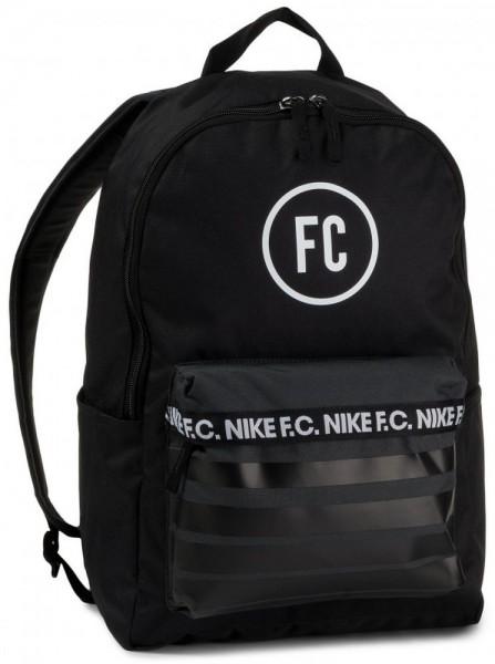 Nike F.C. Backpack Erwachsene schwarz