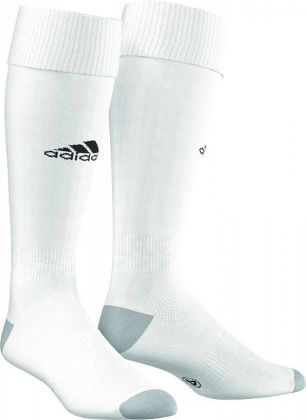 Adidas Milano 16 Socken, weiß / schwarz