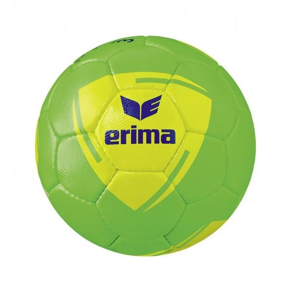 Erima Handball Future Grip Pro Trainingsball Spielball grün gelb