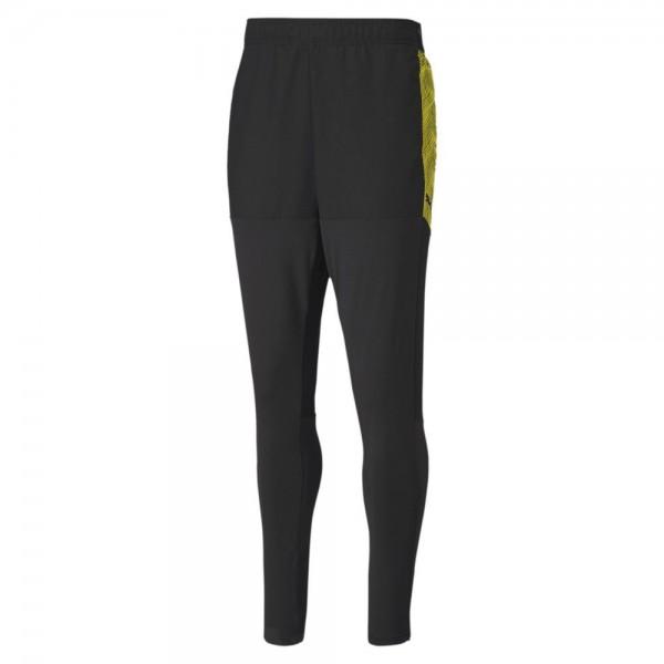 Puma ftblNXT Pro Trainingshose Herren schwarz gelb