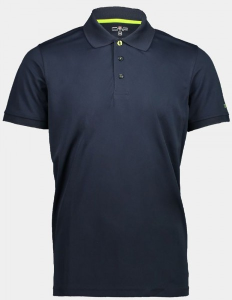 Cmp Outdoor Herren Funktions Poloshirt dunkelblau