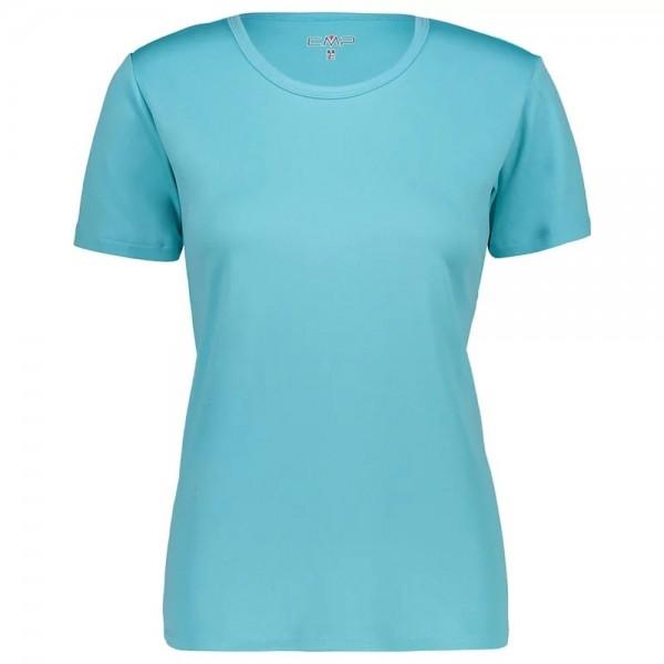 Cmp Outdoor Damen Rundhals-T-Shirt hellblau