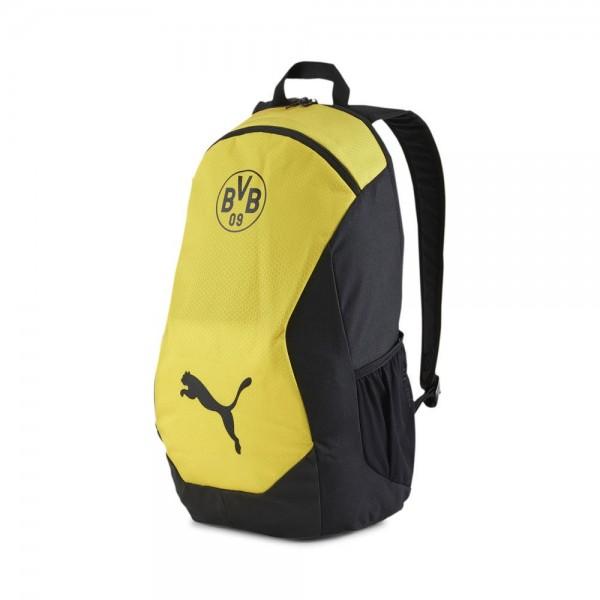 Puma Borussia Dortmund FINAL Fußball Rucksack schwarz gelb