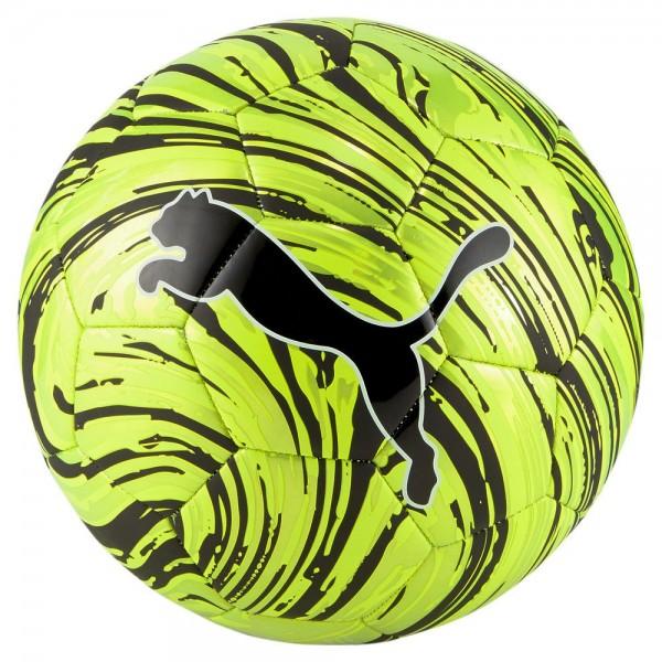 Puma Shock Fußball neon gelb schwarz