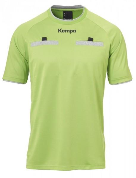 Kempa Handball Schiedsrichter Trikot Herren Kinder Kurzarmshirt grün