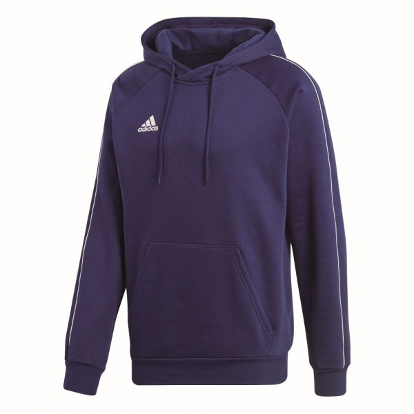 Adidas Fußball Core 18 Hoodie Kapuzenpullover Herren dunkelblau