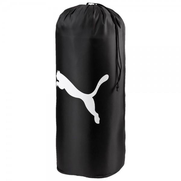 Puma Fussball Team Ballsack mit Puma Cat Logo für 16 Bälle schwarz