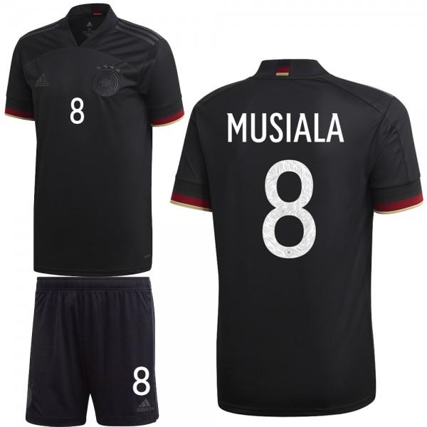 Adidas Deutschland Auswärtsset 2021 2022 Herren Musiala 8