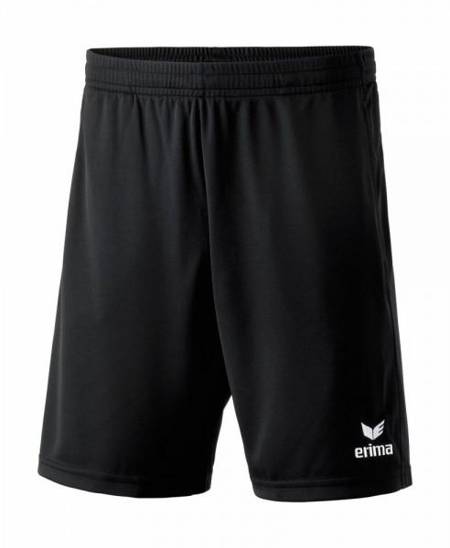 Erima Fußball Handball Schiedsrichtershort Valencia Herren Kurze Hose schwarz