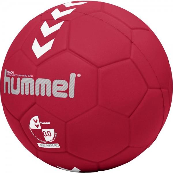 Hummel Handball Beach rot weiß