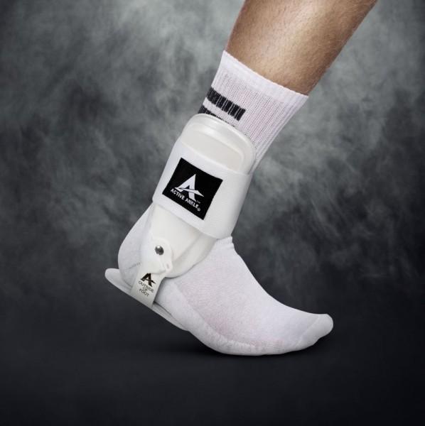 Select Handball Profcare Active Ankle T2 Erwachsene weiß