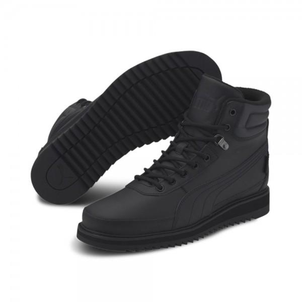Puma Desierto v2 PureTEX Sneaker Freizeitschuhe Erwachsene schwarz