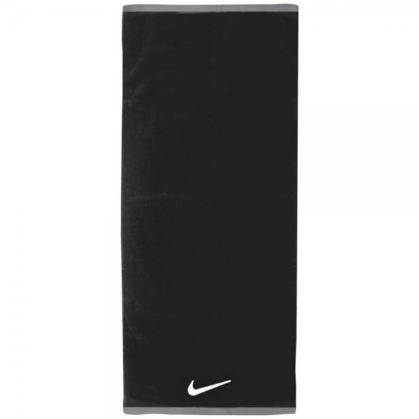 Nike Fundamental Handtuch schwarz