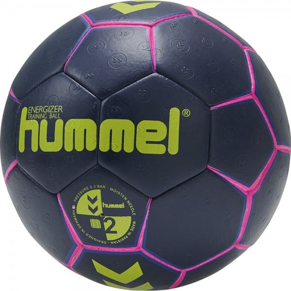 Hummel Hmlaction Energizer Handball marine pink