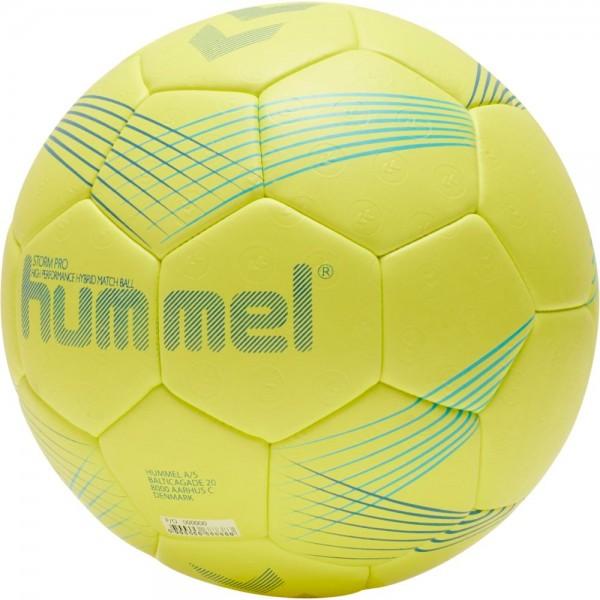 Hummel Handball Storm Pro gelb blau