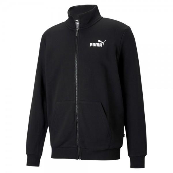 Puma Herren Essentials Track Jacke schwarz