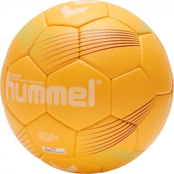 Hummel Handball Concept orange rot grün
