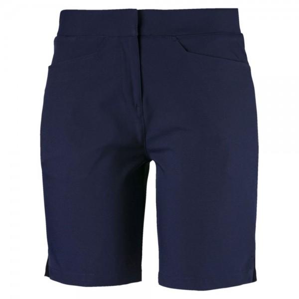 Puma Golf Pounce Bermuda Shorts Damen dunkelblau