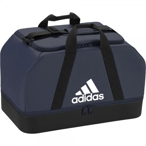Adidas Tiro Team Sporttasche mit Bodenfach Groß marine