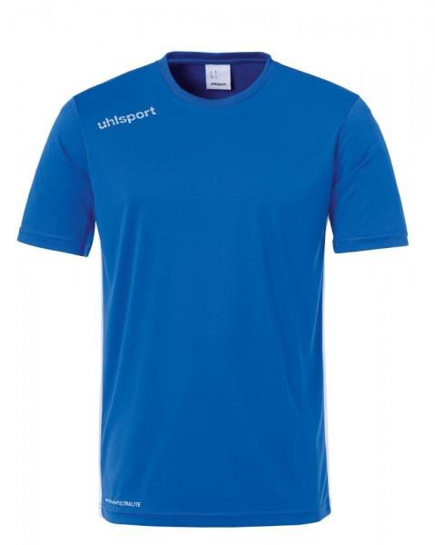 Uhlsport Fußball Essential Trikot Herren Kurzarmshirt blau weiß