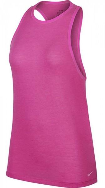 Nike Icon Clash Tanktop Damen pink