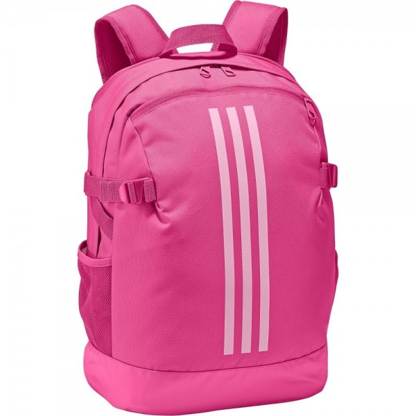 Adidas 3 Streifen Power Rucksack M pink