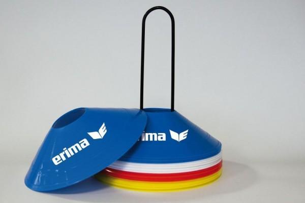 Erima Markierungshütchen Set, 24 Stk.