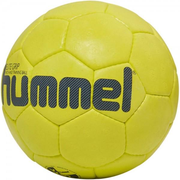 Hummel Handball Elite Grip gelb grau
