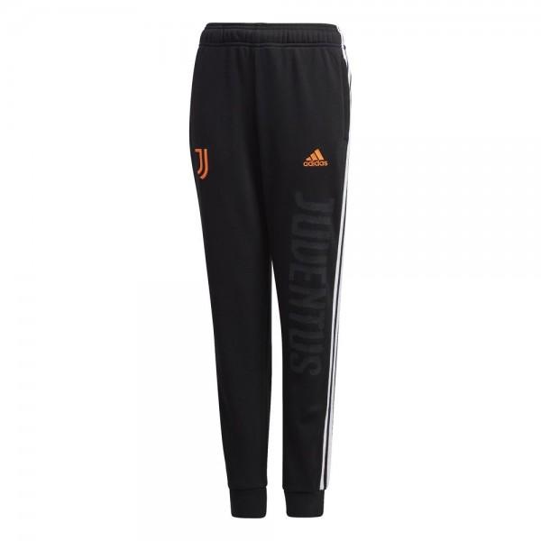 Adidas Juventus Turin Jogginghose Kinder schwarz