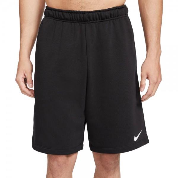 Nike Dri-FIT Trainingsshorts Herren schwarz weiß
