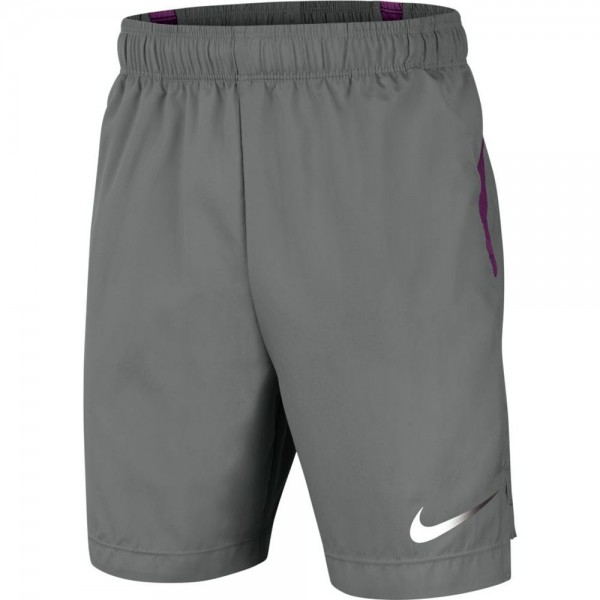 Nike Trainingsshorts Kinder grau