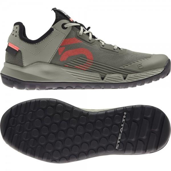 Adidas Five Ten Trailcross LT Mountainbike-Schuhe Damen legacy grün coral