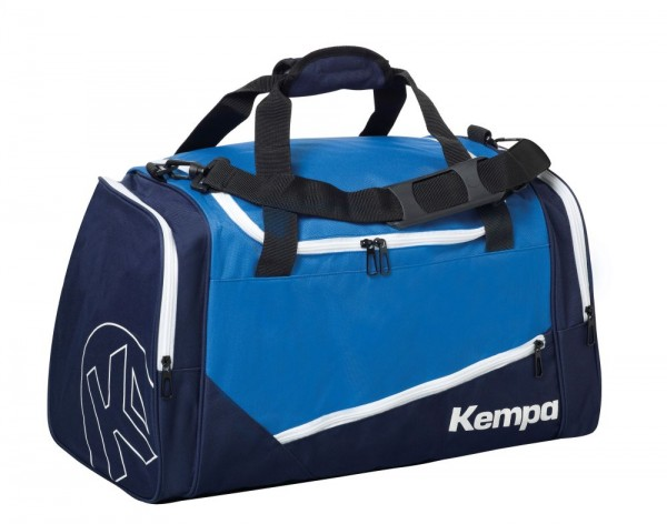 Kempa Handball Volleyball Sporttasche Herren Größe M 50L blau marine