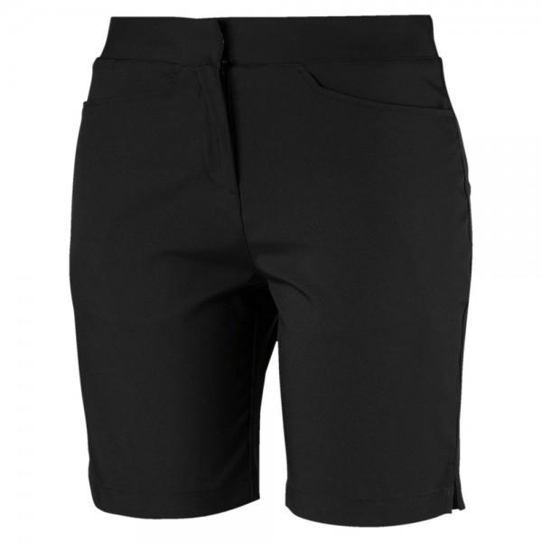 Puma Golf Pounce Bermuda Shorts Damen schwarz