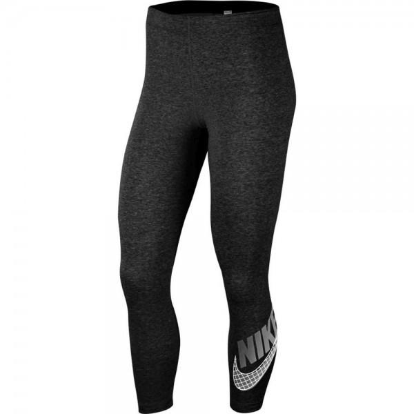 Nike Sportswear Leggings Club Crop Futura Damen schwarz