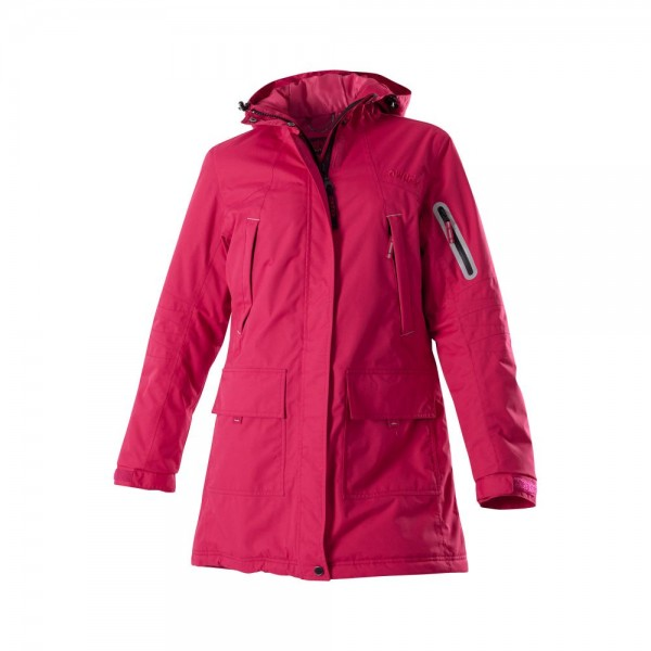 Owney Outdoor ALBANY Damen Winter Parka grape