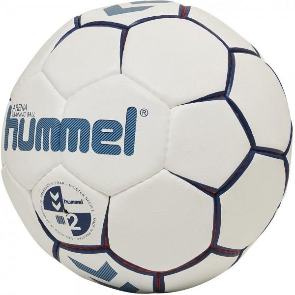 Hummel HML Arena Handball weiß rot blau