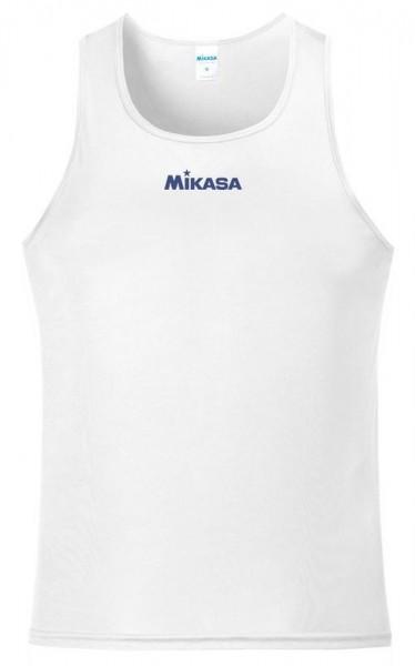 Mikasa Beachvolleyball Tanktop Herren weiß
