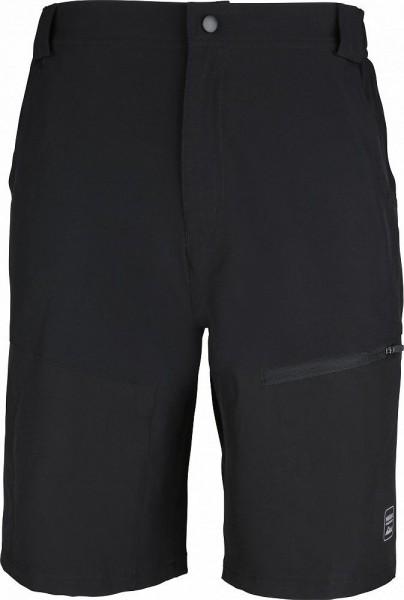 High Colorado BIKE 2in1 Shorts Herren schwarz