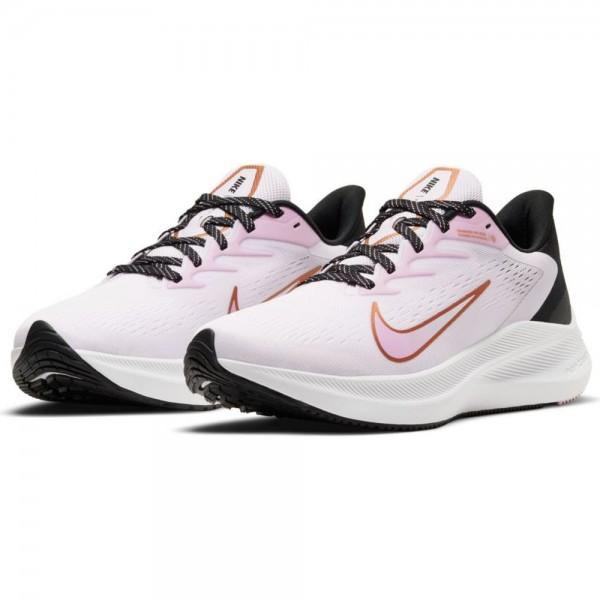 Nike Zoom Winflo 7 Laufschuhe Damen pink weiß