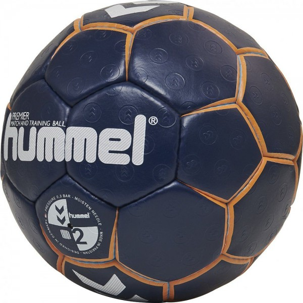 Hummel HML Premier Handball blau orange türkis