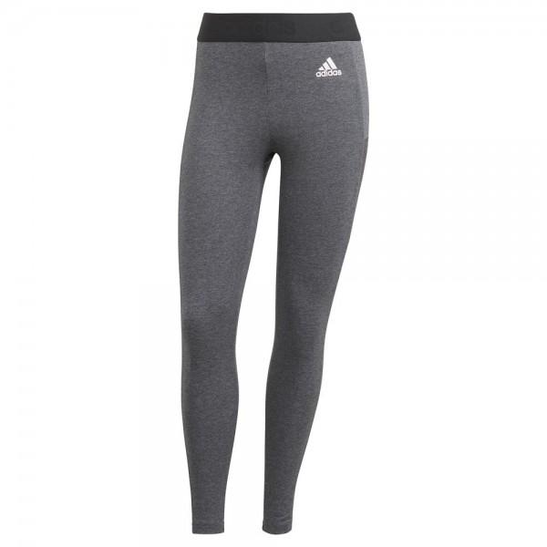 Adidas Women Designed to Move AEROREADY 7/8-Tight Damen dunkelgrau