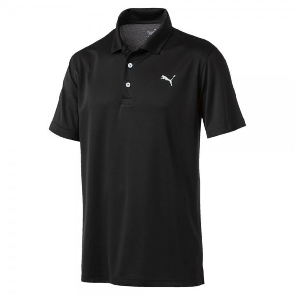 Puma Golf Rotation Poloshirt Herren schwarz